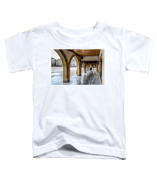 The Rain In Spain Toddler T-Shirt