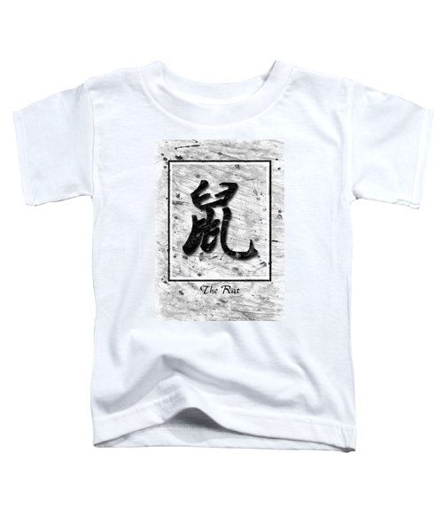 The Rat Toddler T-Shirt