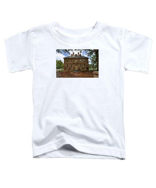 The Restored Brafferton Toddler T-Shirt