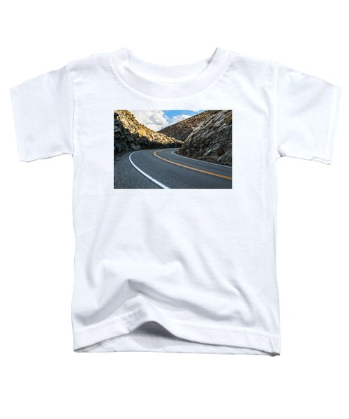 The Road Toddler T-Shirt