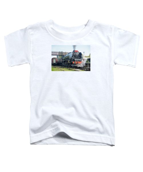 The Royal Scot At Butterley Toddler T-Shirt