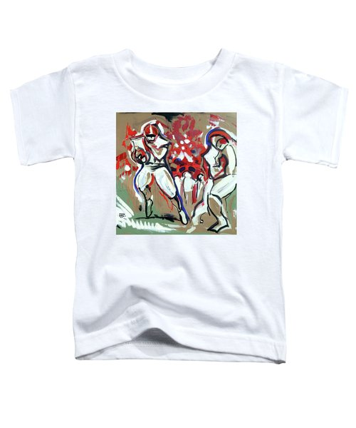 The Run Toddler T-Shirt