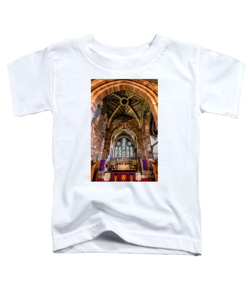 The Sacred Place Toddler T-Shirt