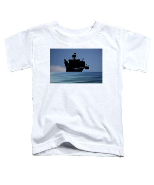 The Santa Maria 1460 V4 Toddler T-Shirt