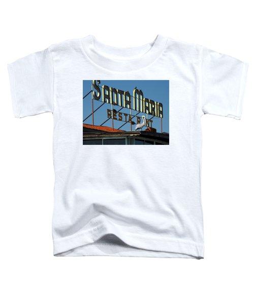 The Santa Maria Toddler T-Shirt