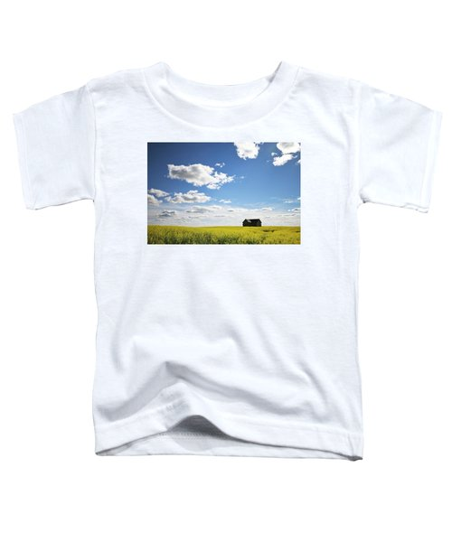 The Saskatchewan Prairies II Toddler T-Shirt