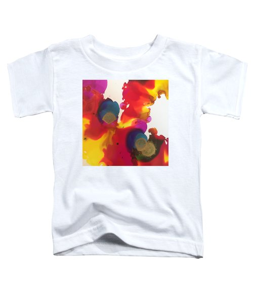 The Scream Toddler T-Shirt