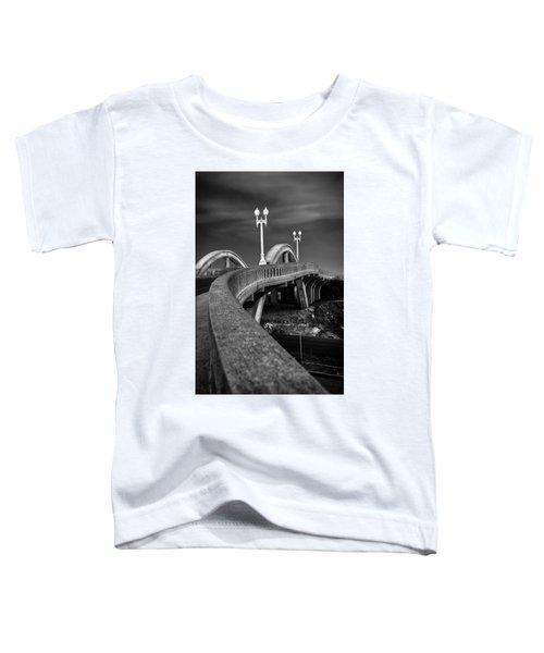 The Sierra Vista Bridge Of Roseville Toddler T-Shirt