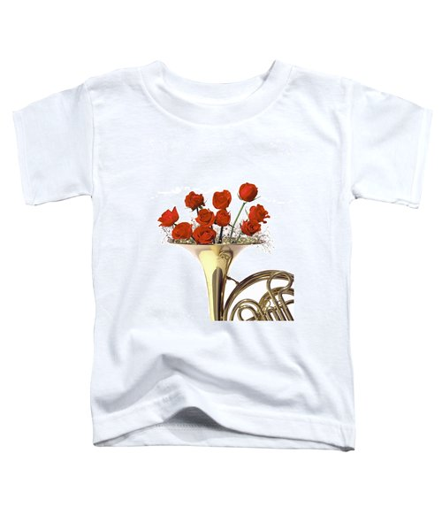The Sight Of Music Toddler T-Shirt