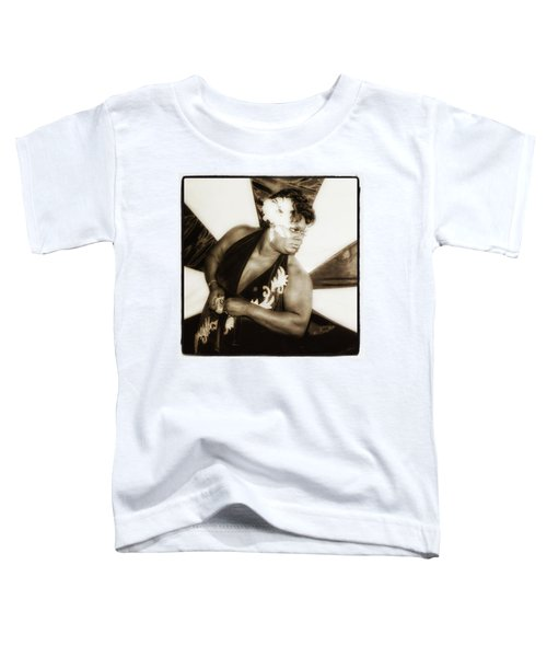 Toddler T-Shirt featuring the photograph The Spirit Club. Another Tenderloin by Mr Photojimsf