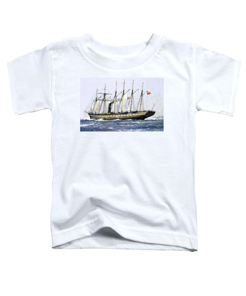 The Ss Great Britain Toddler T-Shirt