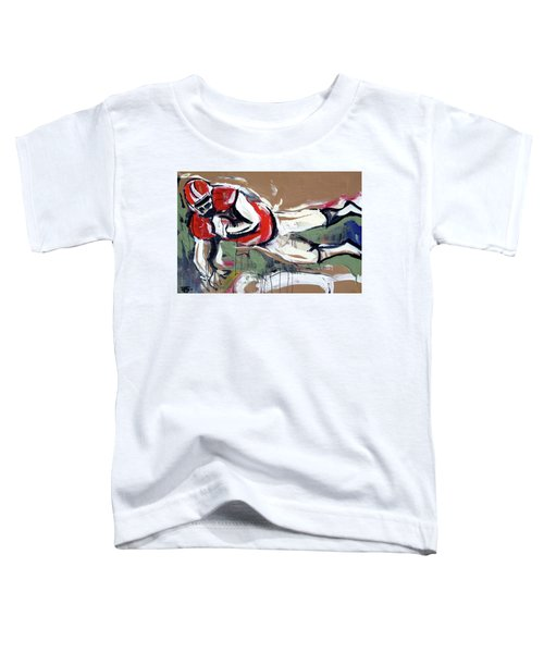 The Touchdown Toddler T-Shirt