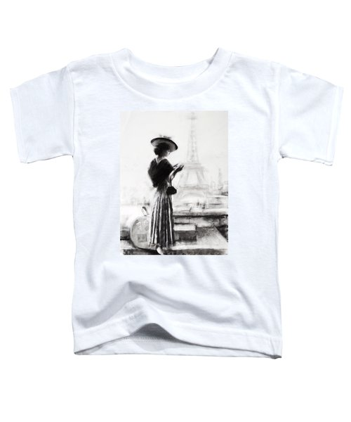 The Traveler Toddler T-Shirt