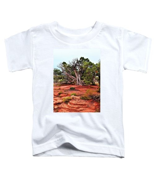 The Tree That Knows All Toddler T-Shirt