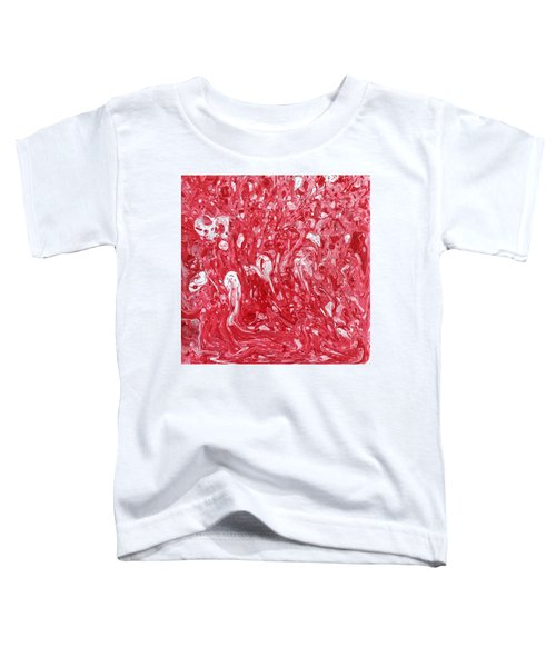 The Valentine's Day Massacre Toddler T-Shirt