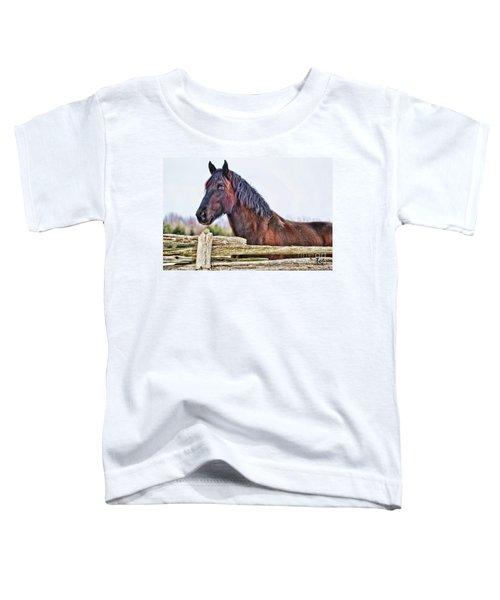 The Watcher Toddler T-Shirt