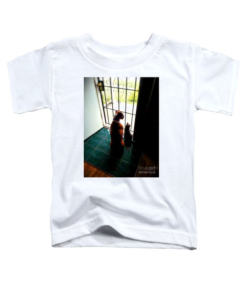 The Watchers Toddler T-Shirt