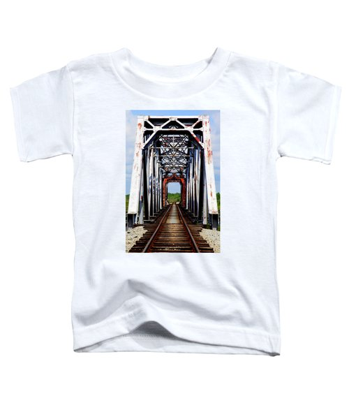 The Way Is Clear Toddler T-Shirt