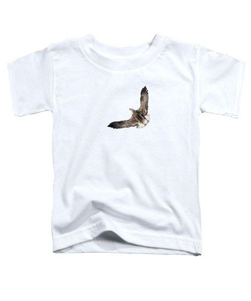 The Wings Of An Eagle 2018 Isolated Toddler T-Shirt