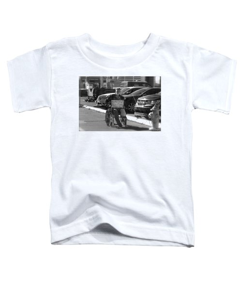 The World Is A Ghetto Toddler T-Shirt