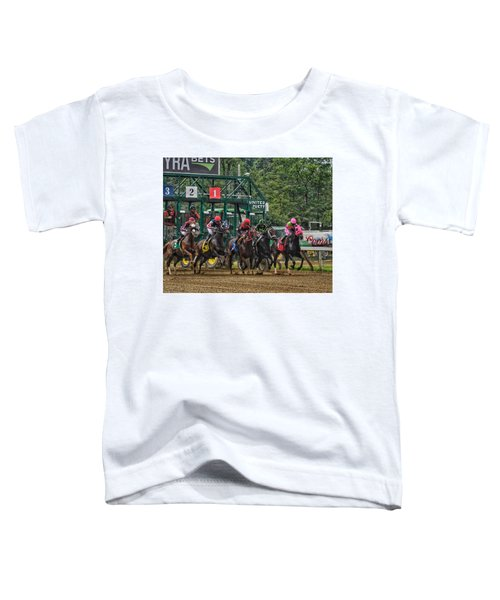 They're Off Toddler T-Shirt