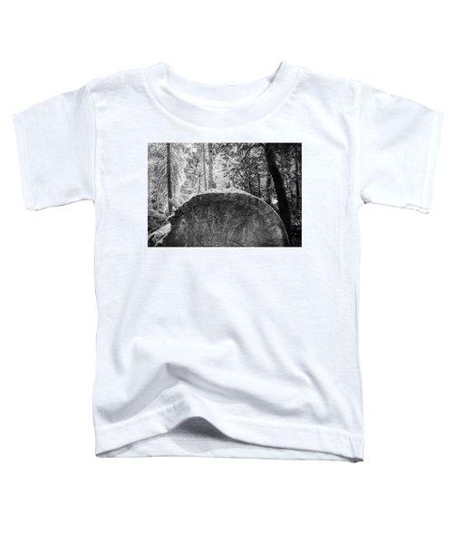Thinking Tree- Toddler T-Shirt