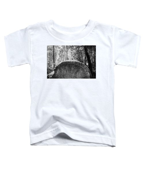 Thinking Tree- Toddler T-Shirt