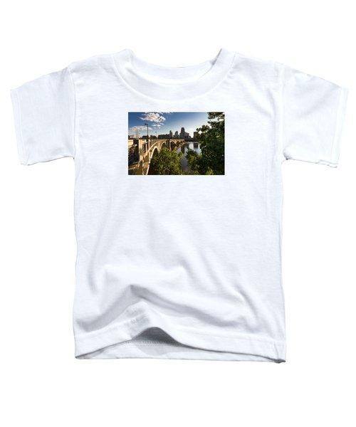Third Avenue Bridge Toddler T-Shirt