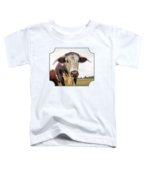 This Is My Field Toddler T-Shirt by Gill Billington