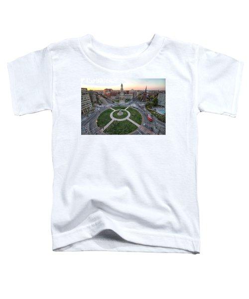 Thomas Circle Toddler T-Shirt