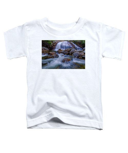 Thompson Falls, Pinkham Notch, Nh Toddler T-Shirt