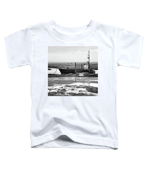 Thornham Harbour, North Norfolk Toddler T-Shirt