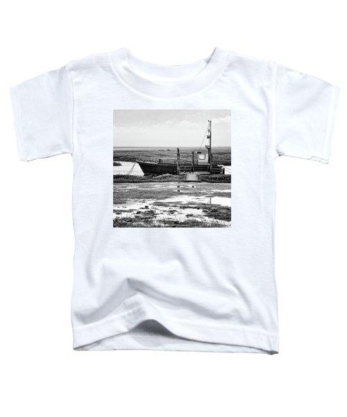 Thornham Harbour, North Norfolk Toddler T-Shirt