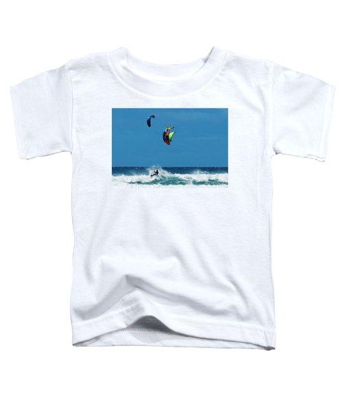 Three Kites Toddler T-Shirt