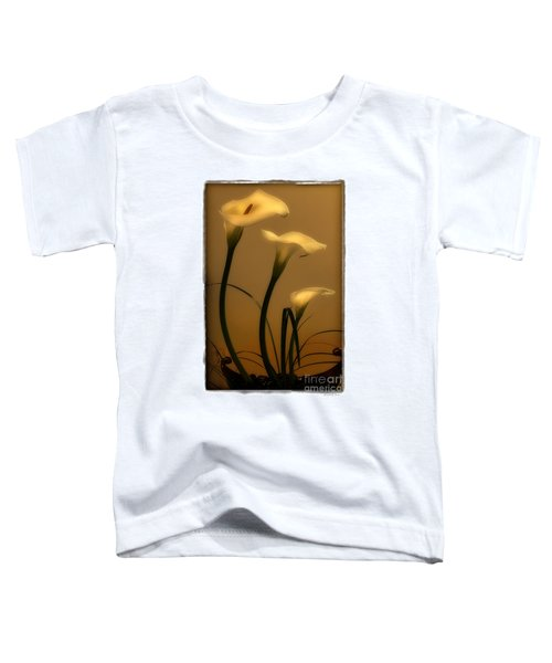 Three Lilies Toddler T-Shirt