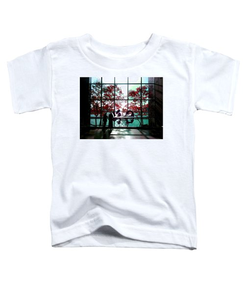 Through The Glass Toddler T-Shirt