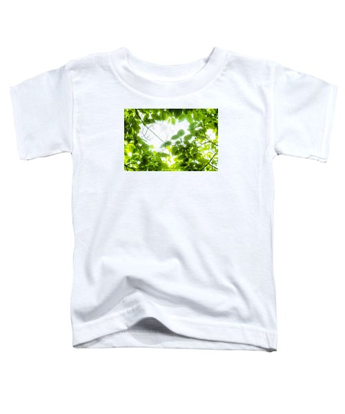 Through The Leaves Toddler T-Shirt