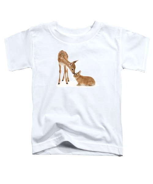 Thumper And Bambi Toddler T-Shirt