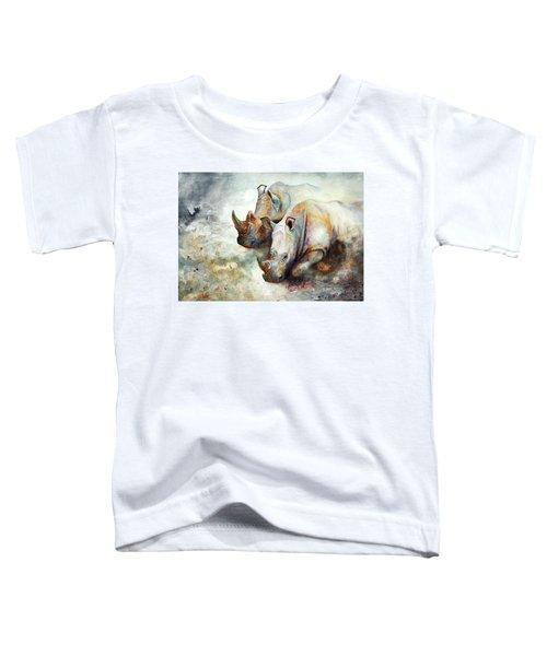 Thunderstruck Toddler T-Shirt