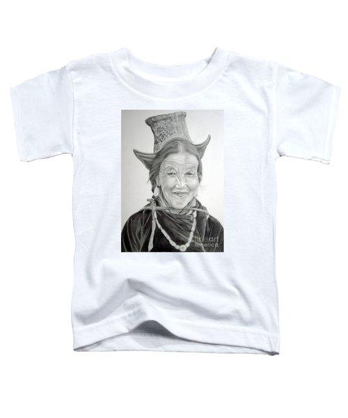 Tibetan Delight Toddler T-Shirt