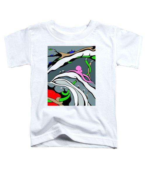 Tidal Toddler T-Shirt