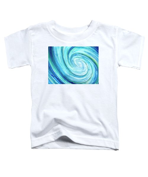 Tidal Toddler T-Shirt