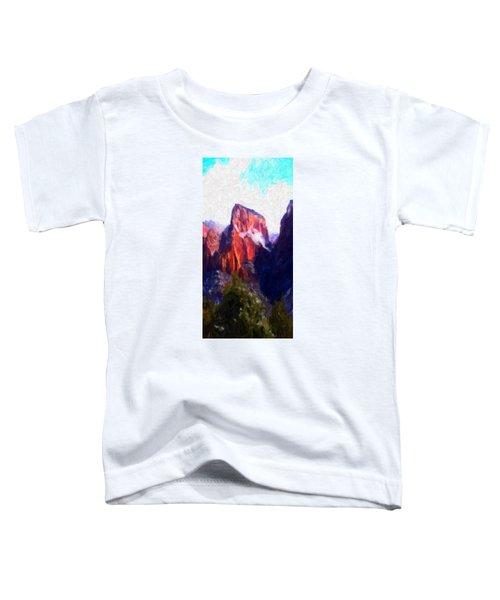 Timber Top Toddler T-Shirt