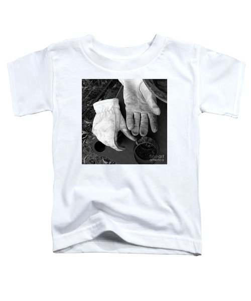 Time For A Break Toddler T-Shirt