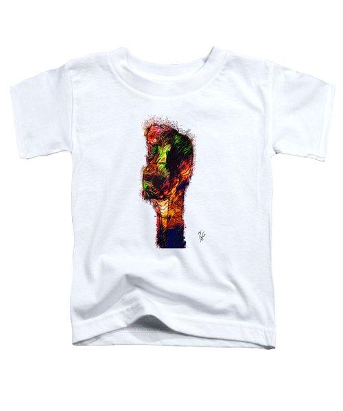 Timorous Orangutan Toddler T-Shirt