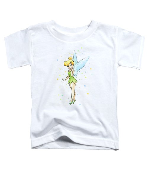 Tinker Bell Toddler T-Shirt