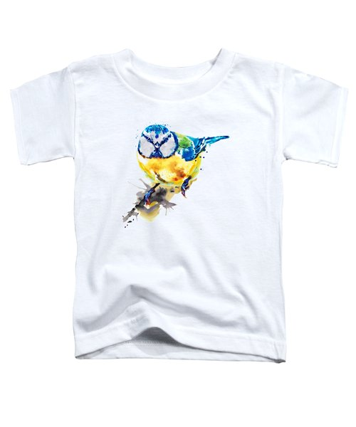 Blue Tit Toddler T-Shirt