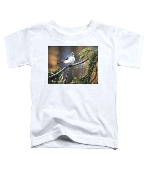 Titmouse Toddler T-Shirt