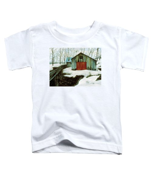 To The Sugar House Toddler T-Shirt