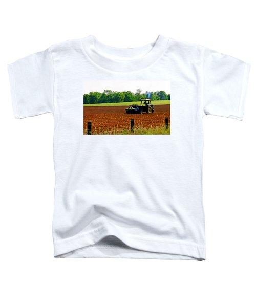 Tobacco Planting Toddler T-Shirt